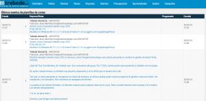 plantillas de mensajes comerciales en un CRM online para pymes