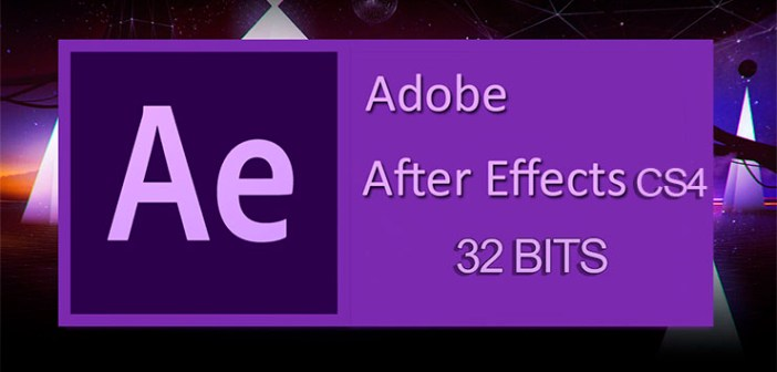 Adobe After Effects CS4 32 bits