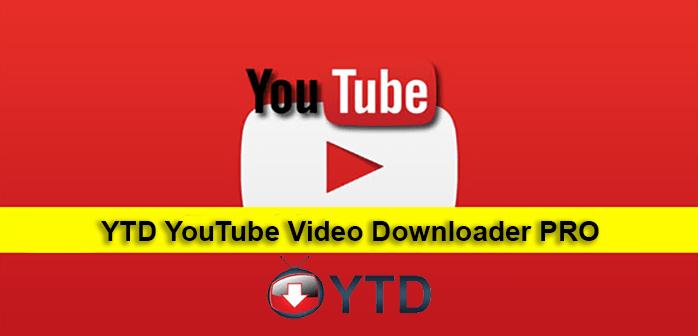 Programa YTD YouTube Video Downloader PRO Full