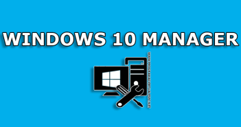 Descargar Yamicsoft Windows 10 Manager
