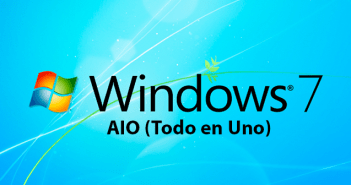 Descargar Windows 7 SP1 AIO