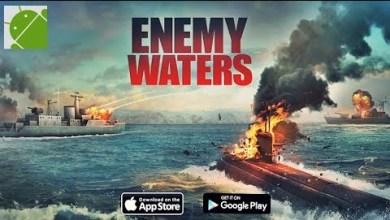 Photo of ENEMY WATERS APK HiLESi
