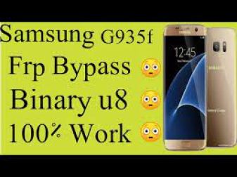 G935F Android u8 FRP ByPass