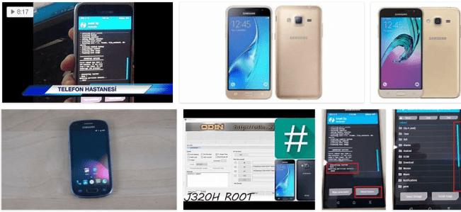 J320H Root Yapma Samsung j J3 Root İşlemi *2021 %100 Sağlam