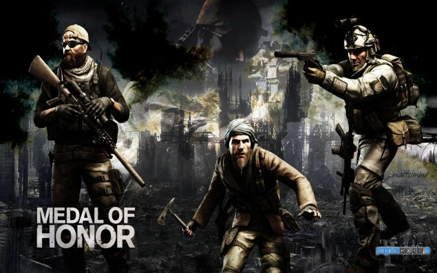 1-Medal of Honor