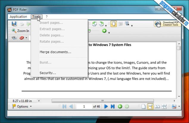 1-Cum pot fi modificate documentele PDF