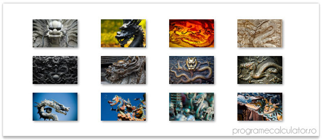 Wallpapere cu Dragoni - Year of the Dragon
