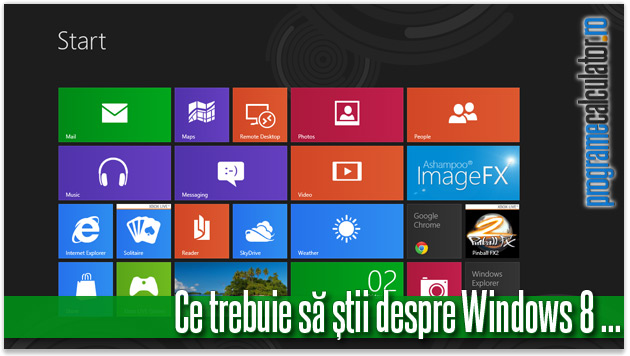 Ce trebuie să știi despre Windows 8