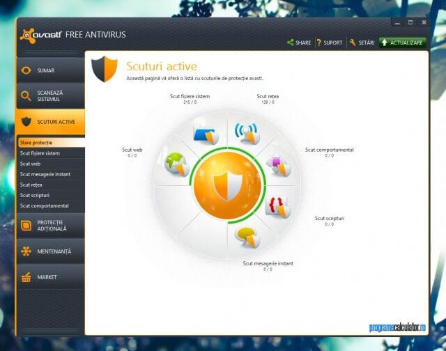 Antivirus for Windows Vista