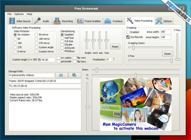 Free Screencast: Aplicare Filtre