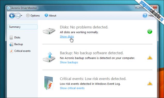 1-Acronis Drive Monitor-sumar