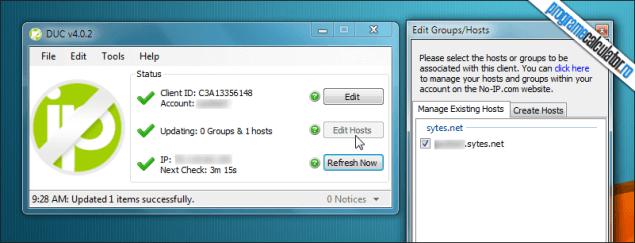 3-Dynamic DNS update client-edit-hosts