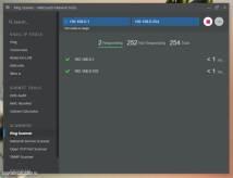 NetCrunch - Ping Scanner