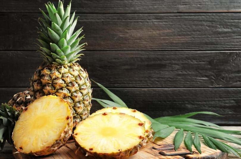 Régalez votre bébé avec de l'ananas dès ses 4-6 mois !