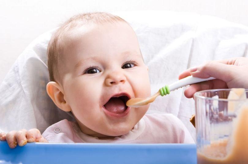 L'alimentation entre 6 et 12 mois