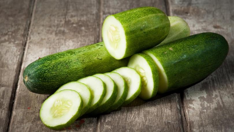Le concombre, un légume sympa pour toute la famille !