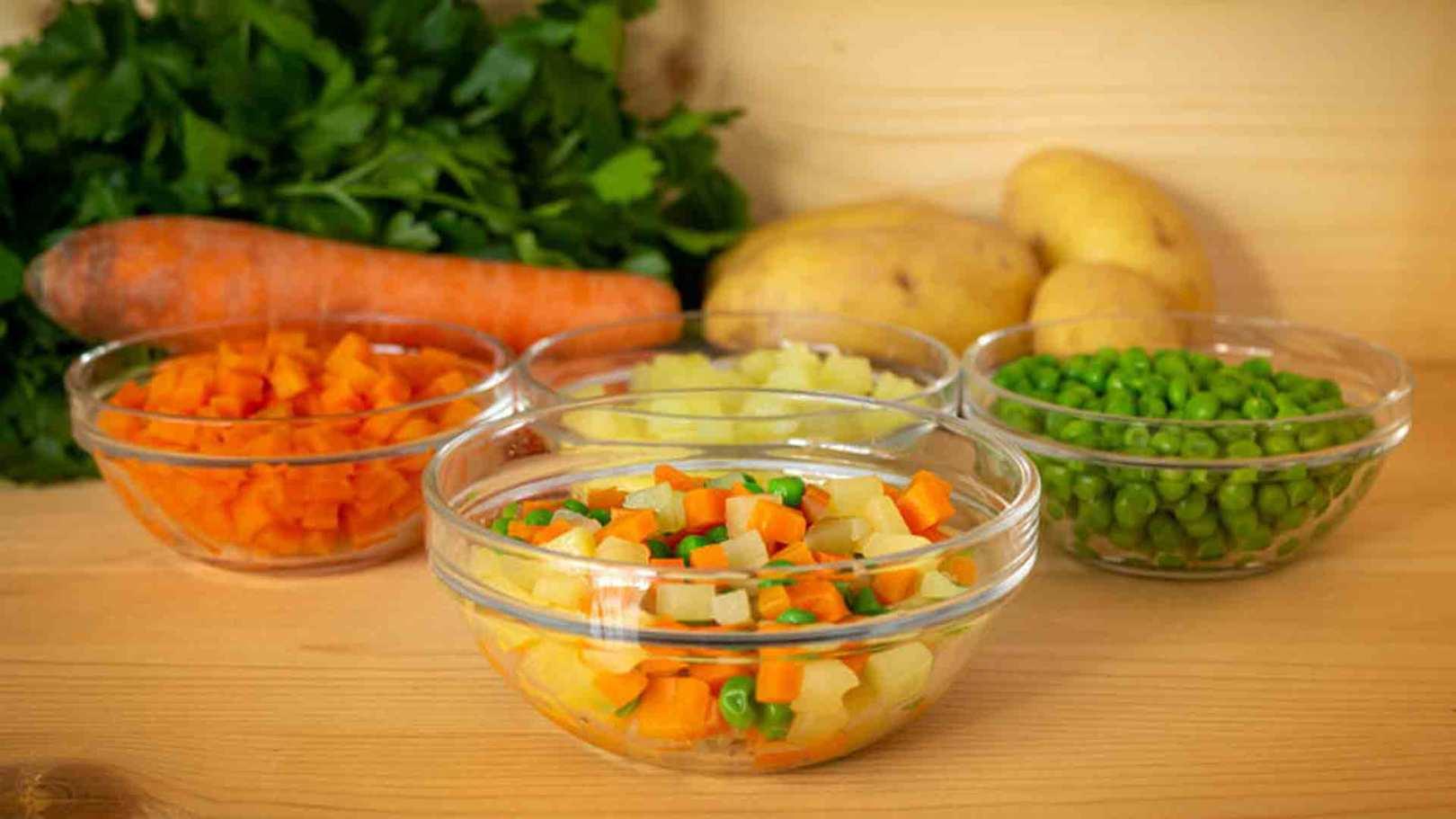 Jardinière de légumes