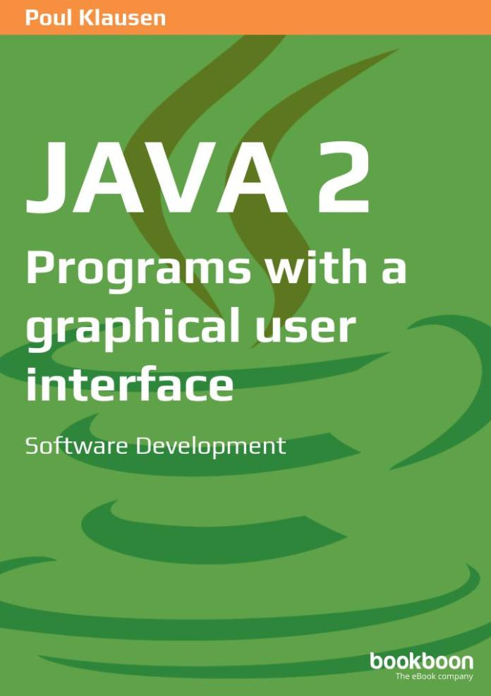 programs with a graphical user interface