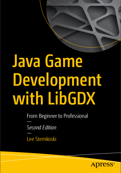Java Game Development With Libgdx 2nd Edition Pdf Programmer Books