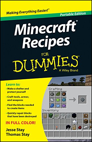 Minecraft Recipes For Dummies