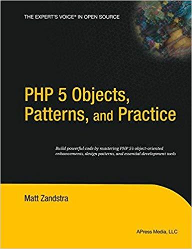 php 5 objects patterns and practice
