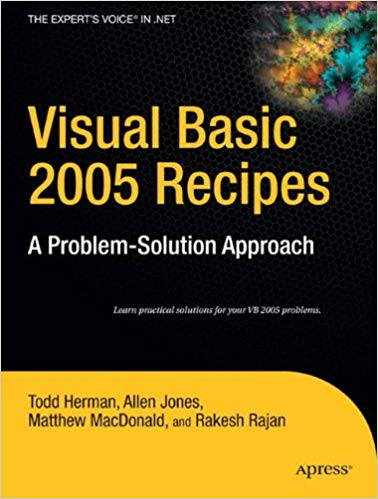Visual Basic 2005 Recipes