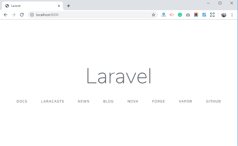 Laravel Project