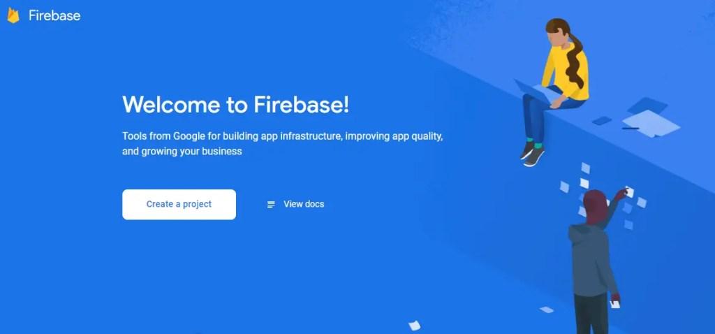 Google Firebase Console