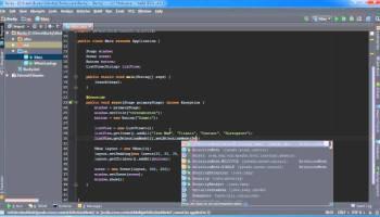 JavaFX Java GUI Tutorial - 14 - ComboBox - ProgrammingTunes
