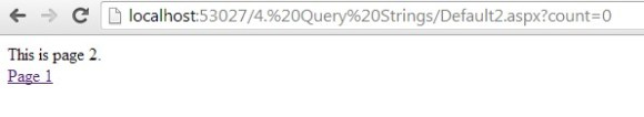query string in asp.net output2