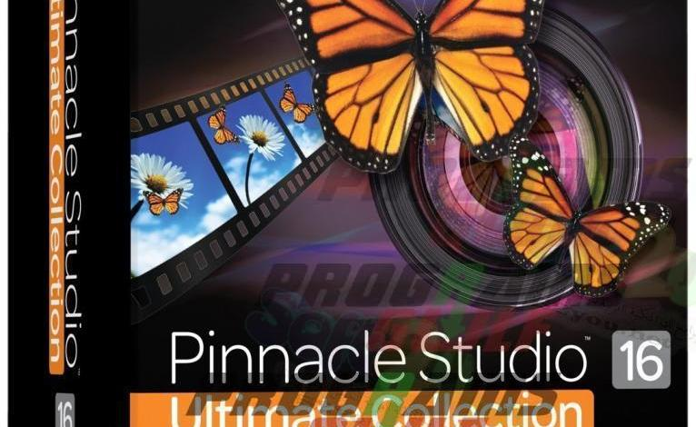 Pinnacle Studio 2016