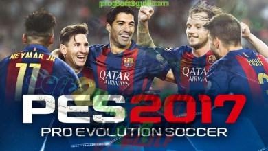 Photo of تحميل لعبة بيس 2017 PES 2017 لجميع هواتف الاندرويد