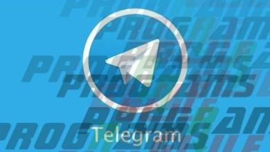 برنامج تلغرام بالشرح