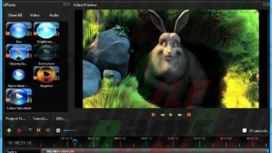 برنامج Openshot للكمبيوتر لتعديل وإنشاء فيديوهات