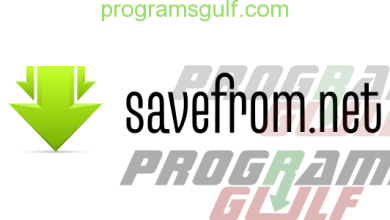 برنامج SAVEFROM.NET 2018 لتحميل الفيديو من اليوتيوب