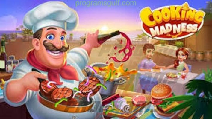 Cooking Madness - A Chef's Restaurant Games‏