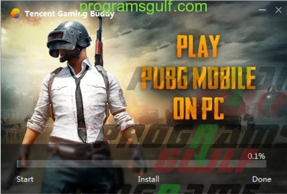 تثبيت لعبة pubg mobile (2)