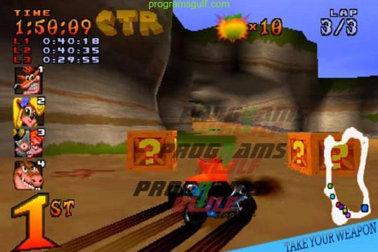 Crash Racing 2