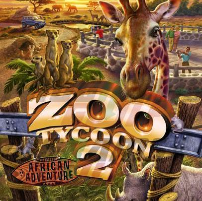 Zoo Tycoon 2 African