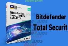 Photo of تحميل برنامج bitdefender Total Security 2020 للكمبيوتر لمكافحة الفيروسات