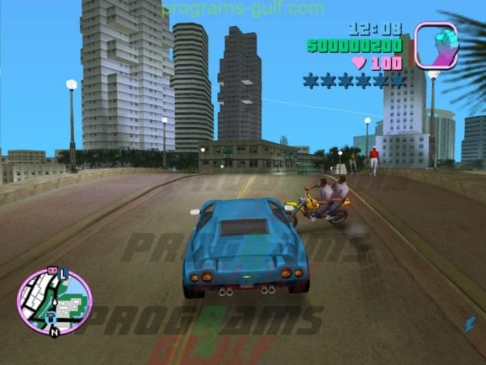 لعبة جاتا فايس سيتي 2020 للكمبيوتر