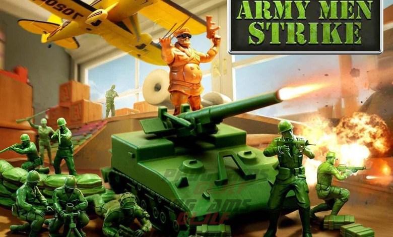 تحميل لعبة army man strike للكمبيوتر