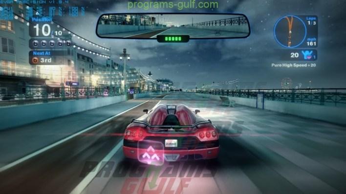 تحميل لعبة بلور سباق السيارات للكمبيوتر برابط مباشر