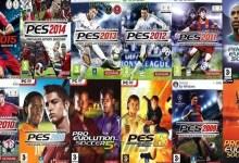 Photo of العاب بيس – تحميل اصدارات لعبة PES من 2006 حتى 2020