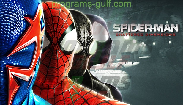 لعبة Spider Man Shattered Dimensions