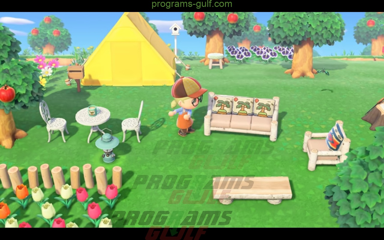 لعبة Animal Crossing: New Horizons