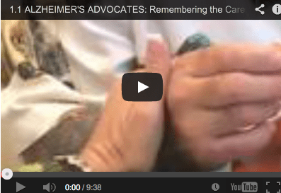 WXEL Dementia Film Alzheimers Advocates Remembering the Caregivers