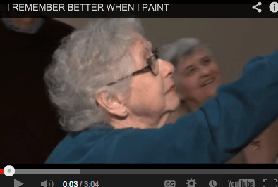Dementia Film I Remember Better When I Paint