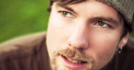 Recording artist Hunter Wade sings Happy Blues