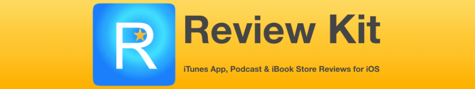 Review Kit · App, Podcast & iBook iTunes Store Reviews & Ratings